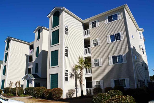 1100 Commons Blvd. #702, Myrtle Beach, SC 29572 (MLS #1802031) :: James W. Smith Real Estate Co.