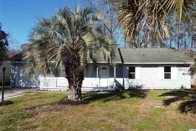 811 Shem Creek Circle, Myrtle Beach, SC 29588 (MLS #1802043) :: Myrtle Beach Rental Connections