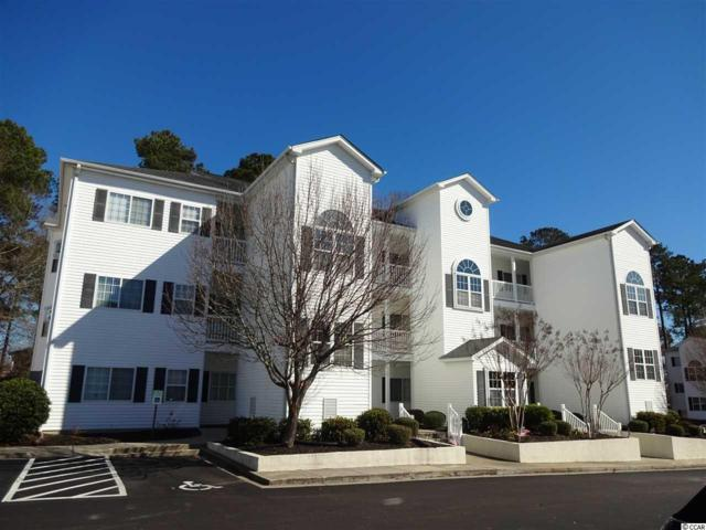 1533 Lanterns Rest Road #101, Myrtle Beach, SC 29579 (MLS #1802060) :: Trading Spaces Realty