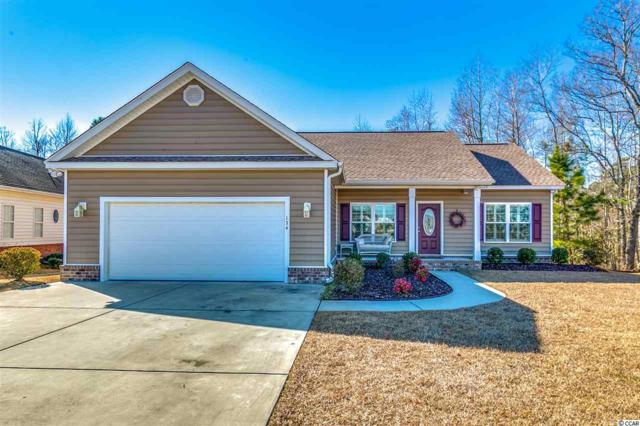 134 Silver Peak Drive, Conway, SC 29526 (MLS #1802119) :: The Litchfield Company