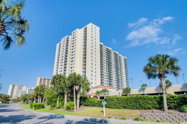 8560 Queensway Blvd, #1207, Myrtle Beach, SC 29572 (MLS #1802120) :: Trading Spaces Realty