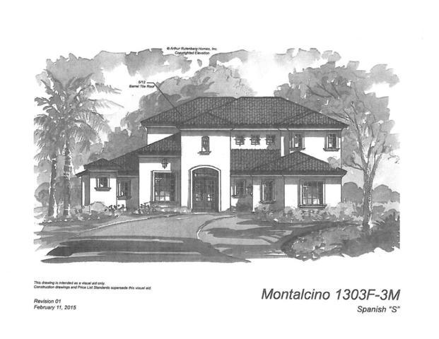 1950 Vercilli Way, Myrtle Beach, SC 29579 (MLS #1802163) :: The Litchfield Company