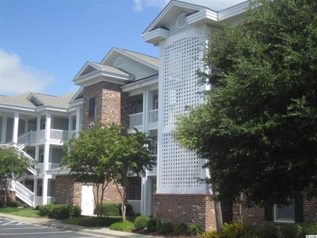 4893 Magnolia Pointe Lane 202 #202, Myrtle Beach, SC 29577 (MLS #1802171) :: James W. Smith Real Estate Co.