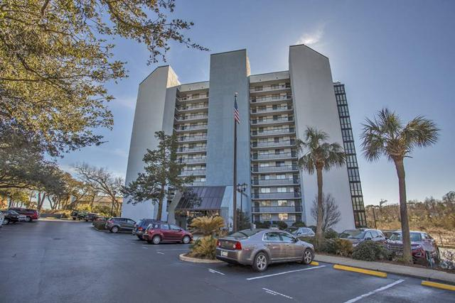 311 69th Avenue North #1002, Myrtle Beach, SC 29572 (MLS #1802178) :: James W. Smith Real Estate Co.