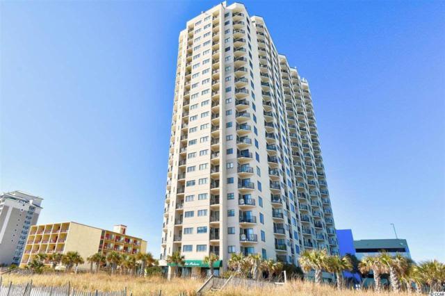 1605 S Ocean Blvd #1006, Myrtle Beach, SC 29577 (MLS #1802185) :: James W. Smith Real Estate Co.