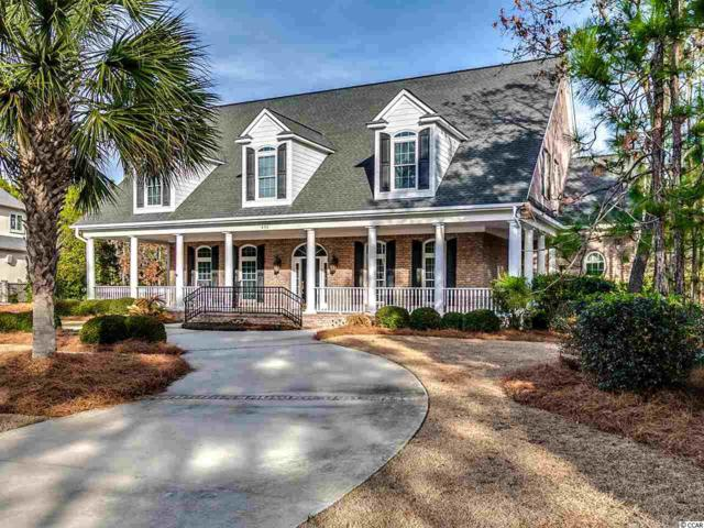 495 Preservation Circle, Pawleys Island, SC 29585 (MLS #1802195) :: Myrtle Beach Rental Connections