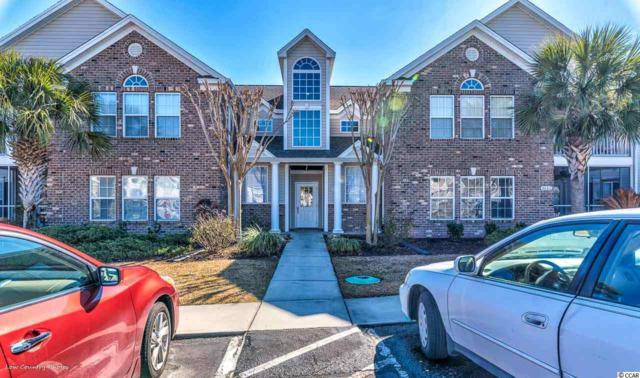 4665 Fringetree Drive 5H, Murrells Inlet, SC 29576 (MLS #1802206) :: James W. Smith Real Estate Co.