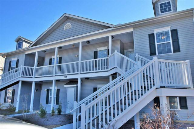 243 Moonglow Circle #202, Murrells Inlet, SC 29576 (MLS #1802229) :: Trading Spaces Realty
