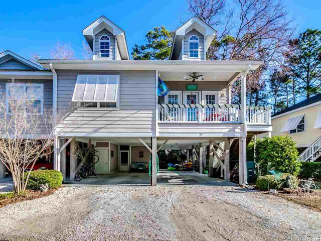 66 Wallys Way Unit 6, Pawleys Island, SC 29585 (MLS #1802235) :: Trading Spaces Realty