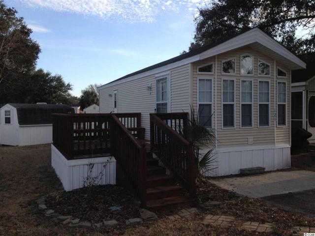 5400 Little River Neck Rd., North Myrtle Beach, SC 29582 (MLS #1802243) :: Myrtle Beach Rental Connections