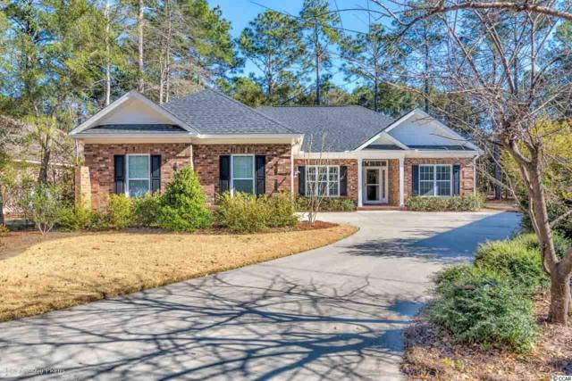 77 Wentworth Place, Pawleys Island, SC 29585 (MLS #1802271) :: Myrtle Beach Rental Connections