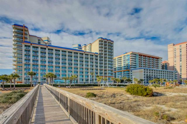 5300 N Ocean Blvd #418, Myrtle Beach, SC 29577 (MLS #1802285) :: The Hoffman Group