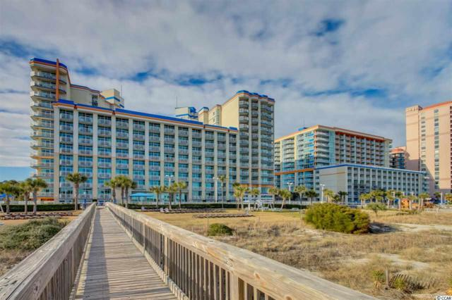5300 N Ocean Blvd #321, Myrtle Beach, SC 29577 (MLS #1802288) :: The Hoffman Group
