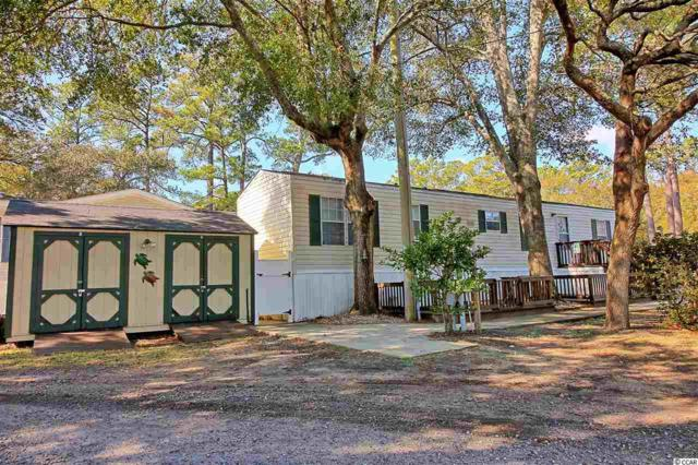 349 E Canal St., Garden City Beach, SC 29576 (MLS #1802337) :: James W. Smith Real Estate Co.
