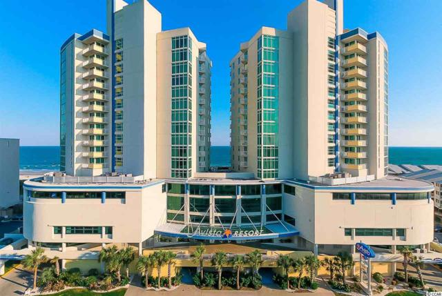 304 N Ocean Blvd #1407, North Myrtle Beach, SC 29582 (MLS #1802341) :: Myrtle Beach Rental Connections