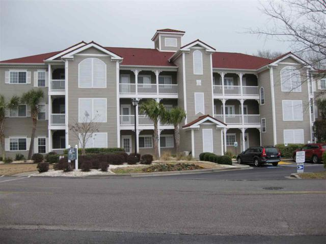 4215 Coquina Harbour Drive 10D, Little River, SC 29566 (MLS #1802395) :: The Hoffman Group