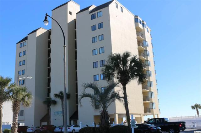 3513 S Ocean Blvd Unit 905 #905, North Myrtle Beach, SC 29582 (MLS #1802406) :: Trading Spaces Realty