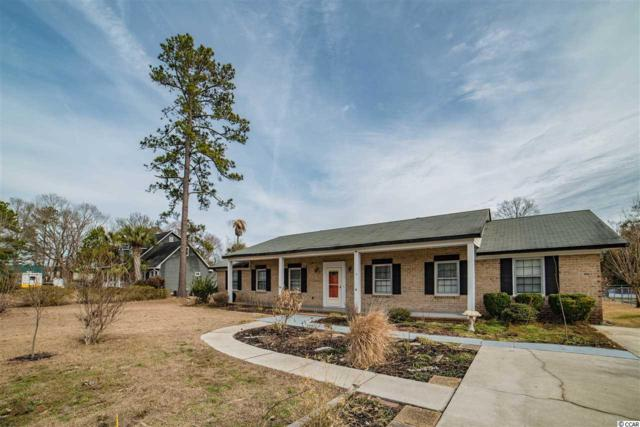 3 Shawnee Trail, Myrtle Beach, SC 29588 (MLS #1802413) :: The Litchfield Company