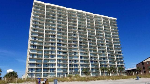 102 N Ocean Blvd. #106, North Myrtle Beach, SC 29582 (MLS #1802427) :: The Litchfield Company
