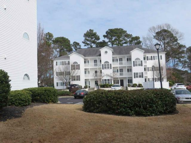 1505 Lantern's Rest #103, Myrtle Beach, SC 29579 (MLS #1802435) :: Trading Spaces Realty