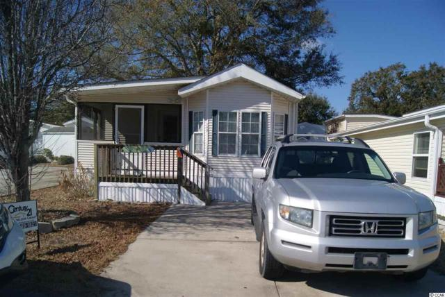 5400 Little River Neck Rd, North Myrtle Beach, SC 29582 (MLS #1802496) :: Myrtle Beach Rental Connections