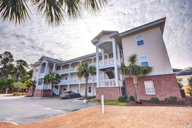 4803 Bovardia Pl #104, Myrtle Beach, SC 29577 (MLS #1802511) :: Trading Spaces Realty