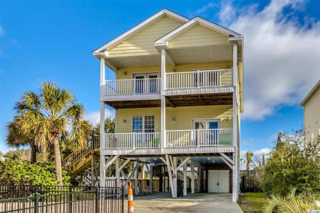 110 Woodland Drive, Garden City Beach, SC 29576 (MLS #1802517) :: The Litchfield Company