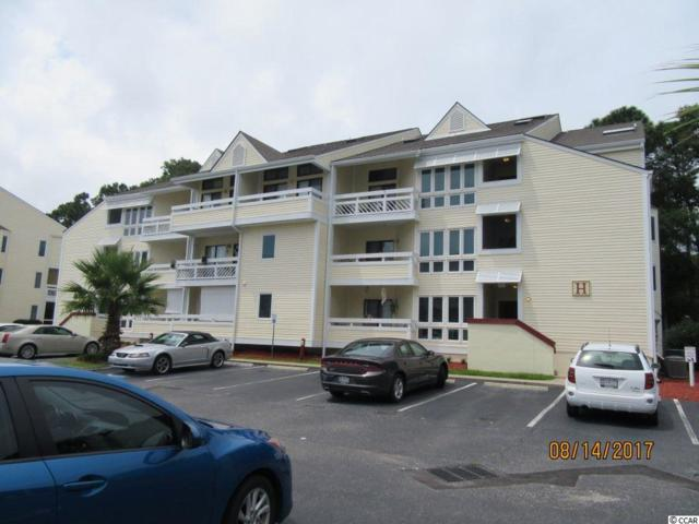 1100 Possum Trot Road H356, North Myrtle Beach, SC 29582 (MLS #1802554) :: The Litchfield Company