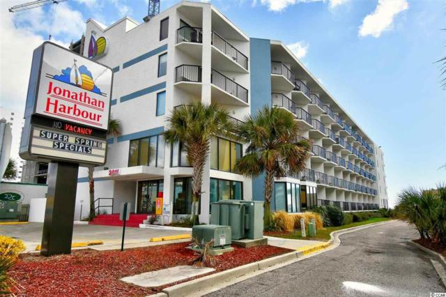 2611 S Ocean Blvd. #408, Myrtle Beach, SC 29577 (MLS #1802557) :: Trading Spaces Realty