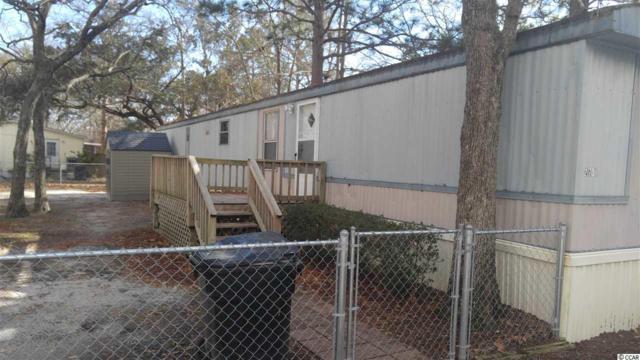 2708 Libra Dr, Myrtle Beach, SC 29575 (MLS #1802562) :: The Litchfield Company