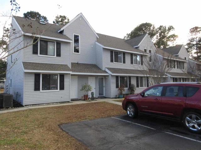 500 Fairway Village Drive 9-M, Myrtle Beach, SC 29588 (MLS #1802582) :: Sloan Realty Group