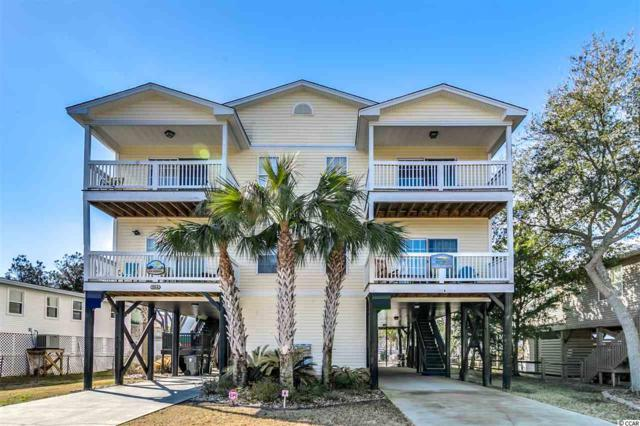 135B Holiday Drive, Garden City Beach, SC 29576 (MLS #1802590) :: The Litchfield Company