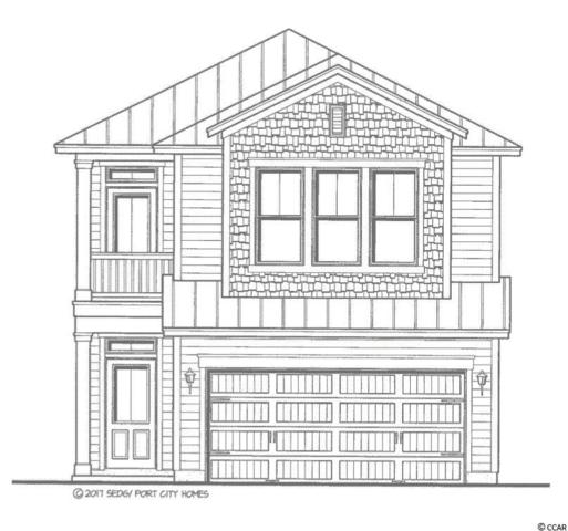 108 Lake Pointe Drive, Garden City Beach, SC 29576 (MLS #1802593) :: The Litchfield Company