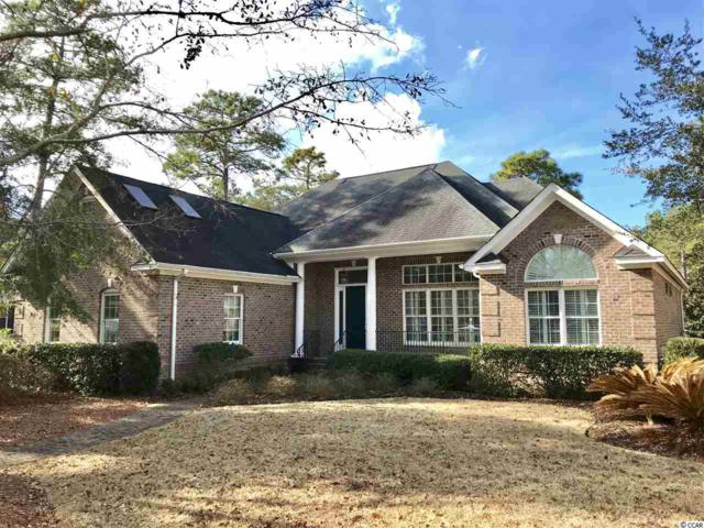 130 Running Oak Ct, Pawleys Island, SC 29585 (MLS #1802603) :: Myrtle Beach Rental Connections