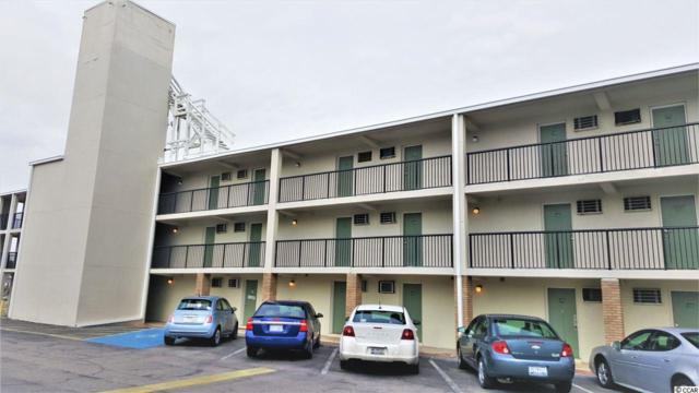 1600 S Ocean Blvd #252, Myrtle Beach, SC 29577 (MLS #1802668) :: Trading Spaces Realty