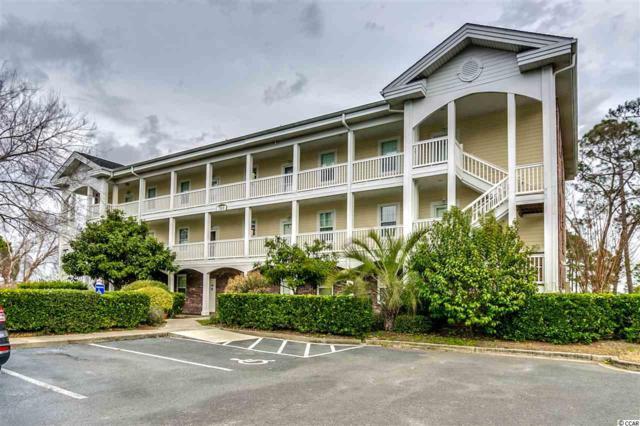703 Riverwalk Drive #303, Myrtle Beach, SC 29579 (MLS #1802689) :: Trading Spaces Realty