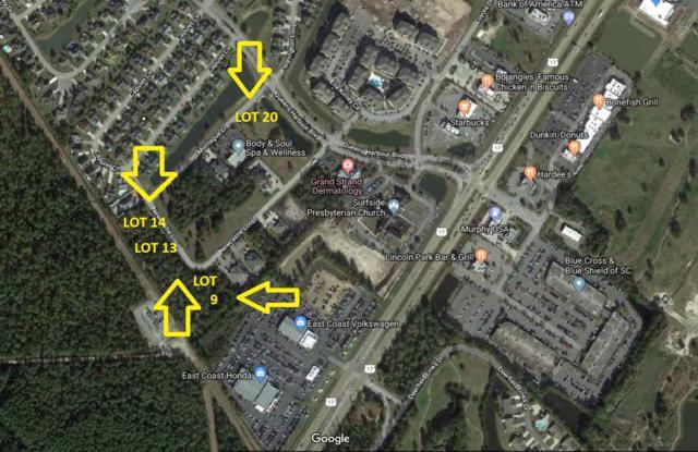 Lot 13 Montague Ln., Myrtle Beach, SC 29588 (MLS #1802705) :: Jerry Pinkas Real Estate Experts, Inc