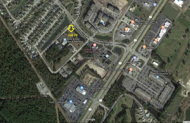 Lot 20 Montague Dr., Myrtle Beach, SC 29588 (MLS #1802711) :: Dunes Realty Sales