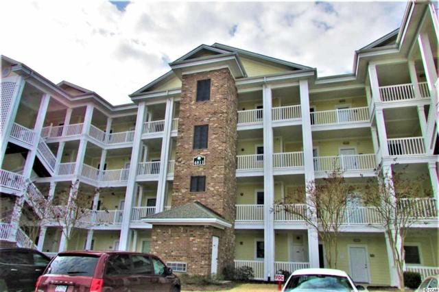4811 Magnolia Lake Dr. #105 #105, Myrtle Beach, SC 29577 (MLS #1802715) :: Trading Spaces Realty