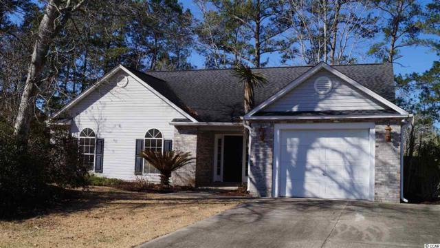 409 Ashwood Ln., Myrtle Beach, SC 29588 (MLS #1802716) :: Silver Coast Realty