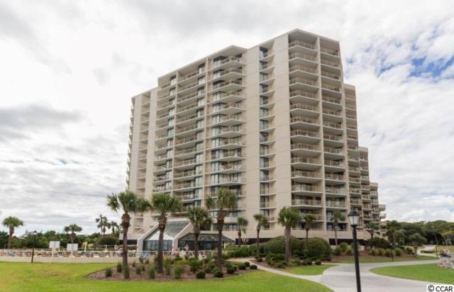 101 Ocean Creek Drive #Dd-3 Dd-3 Ts, Myrtle Beach, SC 29572 (MLS #1802731) :: The Litchfield Company