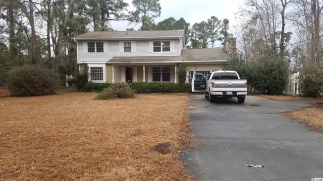 107 University Circle, Conway, SC 29526 (MLS #1802796) :: Myrtle Beach Rental Connections