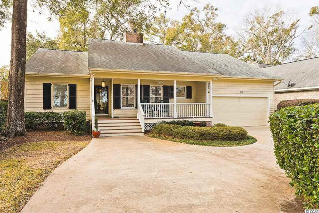 54 Widgeon Drive, Pawleys Island, SC 29585 (MLS #1802809) :: Myrtle Beach Rental Connections