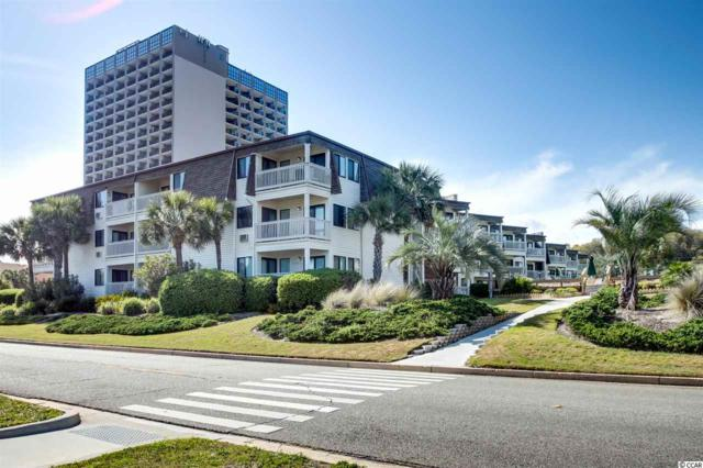 5601 N Ocean Blvd 308-B, Myrtle Beach, SC 29577 (MLS #1802811) :: James W. Smith Real Estate Co.