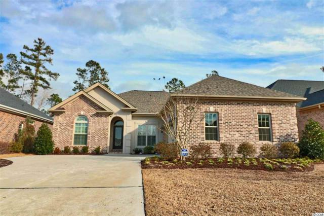 890 Monterossa Drive, Myrtle Beach, SC 29572 (MLS #1802839) :: The HOMES and VALOR TEAM