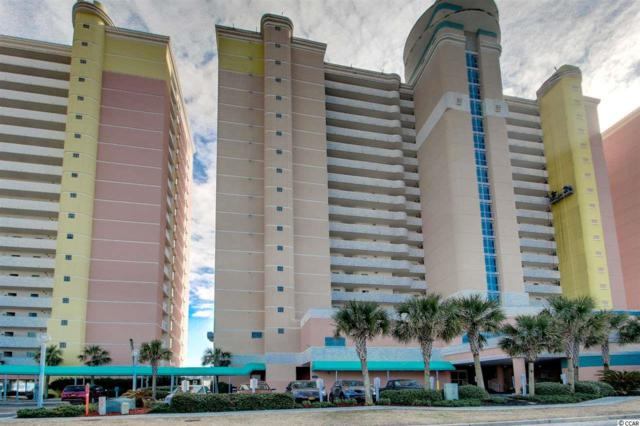 2701 S Ocean Blvd #705, North Myrtle Beach, SC 29582 (MLS #1802851) :: James W. Smith Real Estate Co.