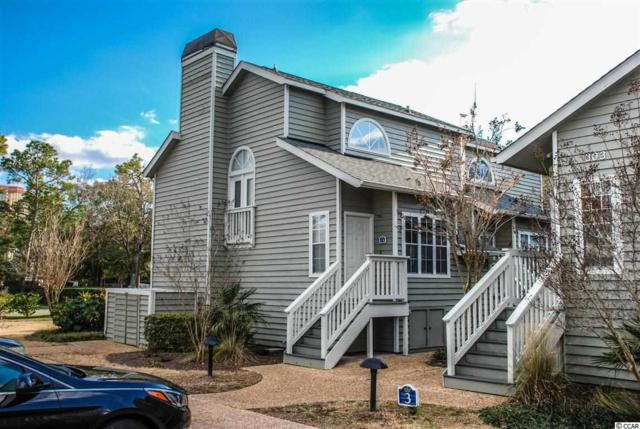 303 Cumberland Terrace Dr. 3-A, Myrtle Beach, SC 29572 (MLS #1802861) :: SC Beach Real Estate