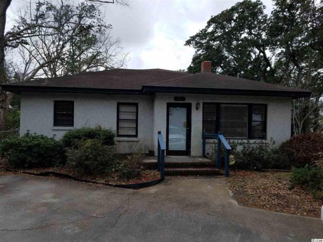 607 19th Ave. N, Myrtle Beach, SC 29577 (MLS #1802876) :: The Hoffman Group