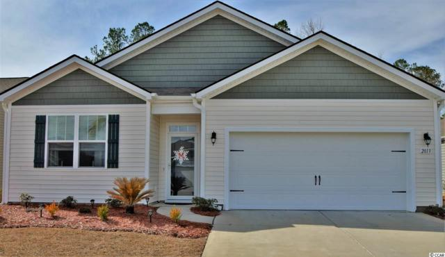 2813 Mcdougall Dr, Conway, SC 29526 (MLS #1802899) :: Myrtle Beach Rental Connections