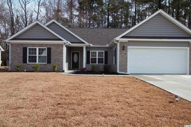 334 Lenox Dr, Conway, SC 29526 (MLS #1802954) :: Myrtle Beach Rental Connections